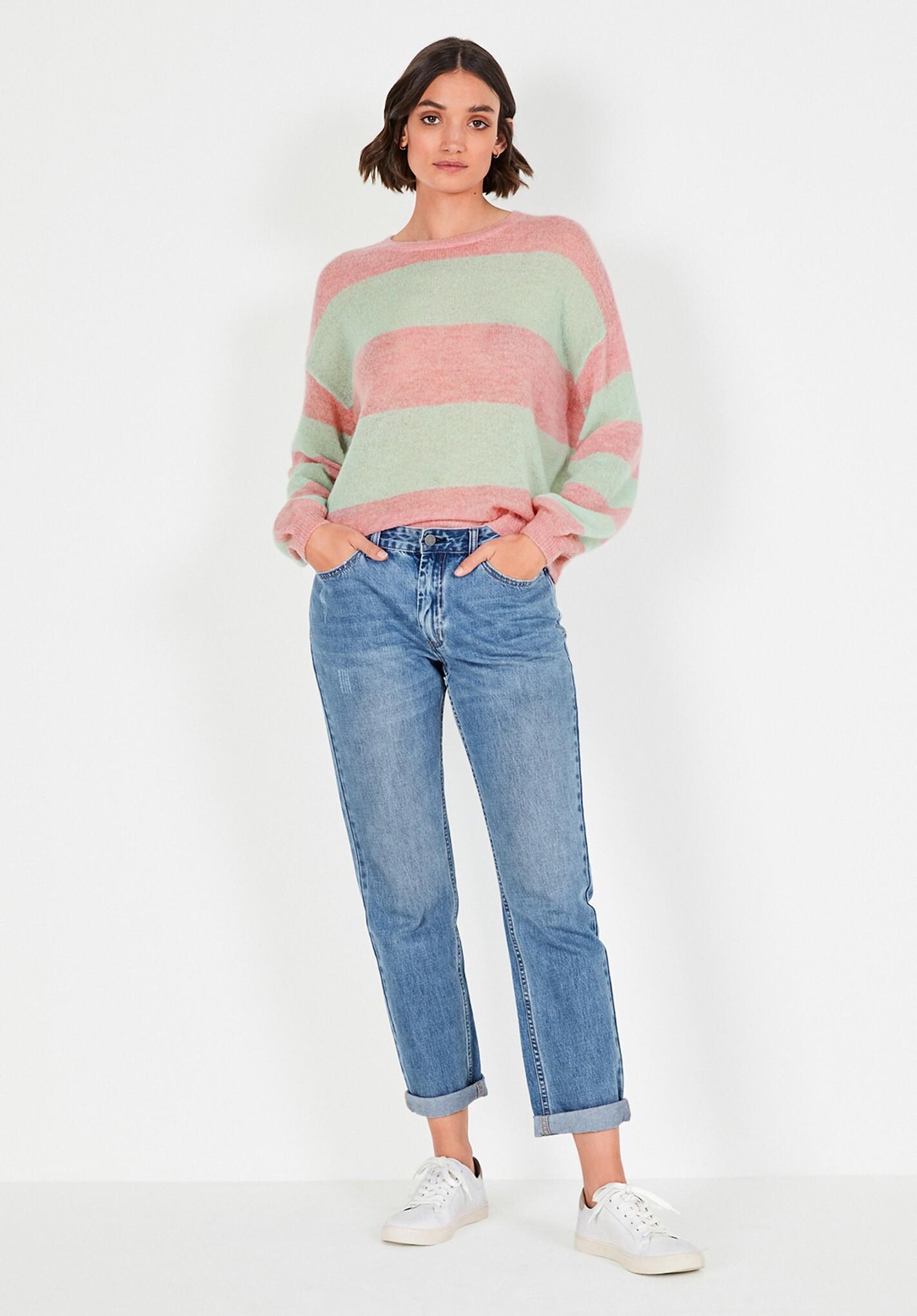 Lana Striped Jumper