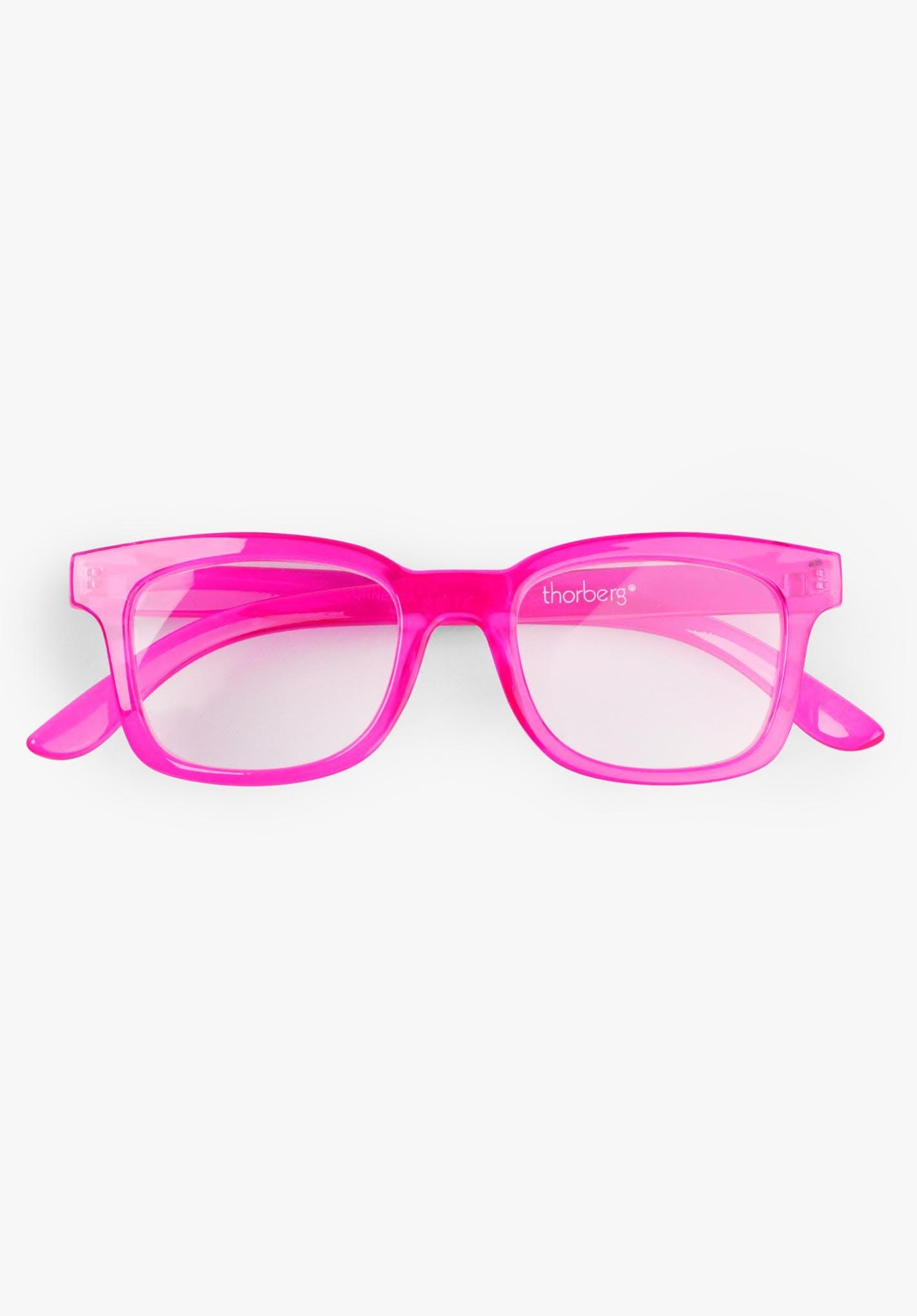 hush cerise thorberg cornelina glasses cerise